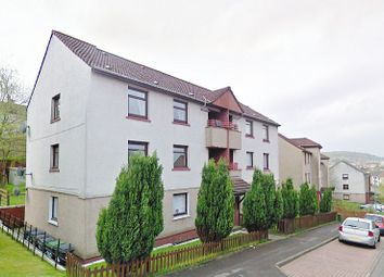 Thumbnail 2 bedroom flat for sale in 24D, Kilcreggan View, Greenock PA153Jd