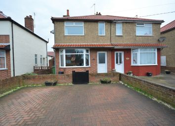 Thumbnail 3 bed semi-detached house for sale in Long Road, Carlton Colville, Lowestoft