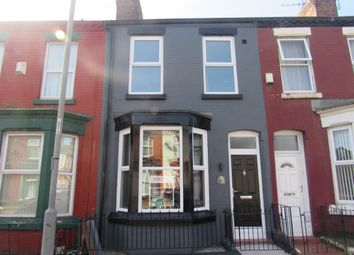 Thumbnail 6 bed shared accommodation to rent in Molyneux Road, Liverpool