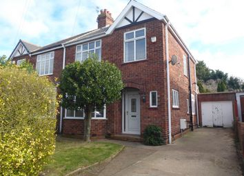 3 bed semi-detached house for sale in Charles Avenue, Scartho, Grimsby DN33