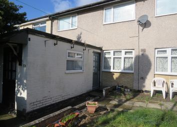 Thumbnail 3 bed terraced house for sale in Hoefield Crescent, Bulwell, Nottingham