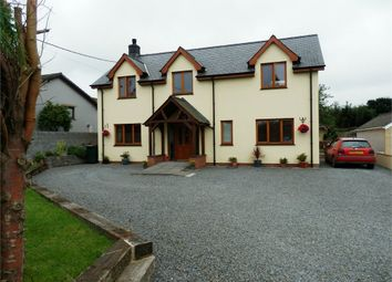 Thumbnail 3 bed detached house for sale in Cysgod Y Llan, Cross Inn, Llandysul, Ceredigion