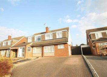Thumbnail 3 bedroom semi-detached house to rent in Severn Way, Bletchley, Milton Keynes