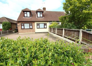 Thumbnail 4 bed semi-detached house for sale in Main Road, Hawkwell, Hockley