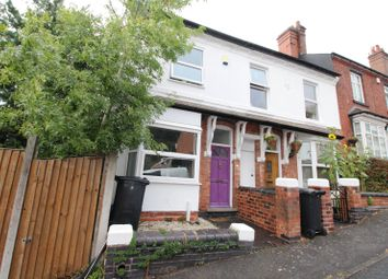 Thumbnail 2 bed end terrace house for sale in Bennetts Hill, Dudley, West Midlands