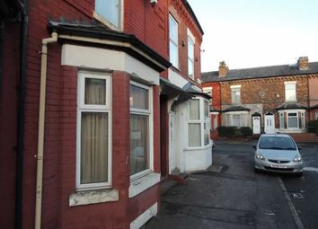 Thumbnail 2 bedroom terraced house for sale in Honor Street, Longsight, Manchester