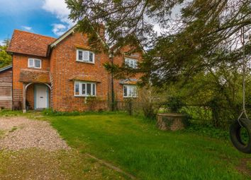 Thumbnail 3 bed property to rent in Rowbury Cottages, Newbury, Berkshire