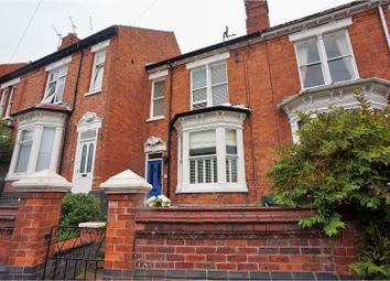 Thumbnail 3 bed terraced house for sale in Albert Crescent, Lincoln