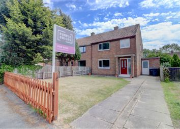 3 bed semi-detached house for sale in Leven Road, Stokesley, Middlesbrough TS9