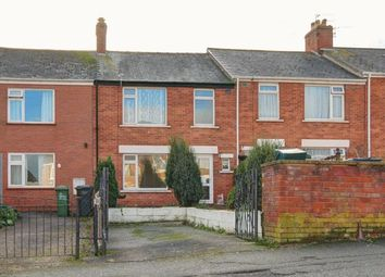 Thumbnail 3 bedroom terraced house for sale in Savile Road, Exeter