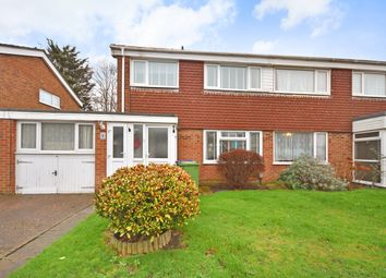 Thumbnail 4 bed semi-detached house for sale in Lynwood, Folkestone