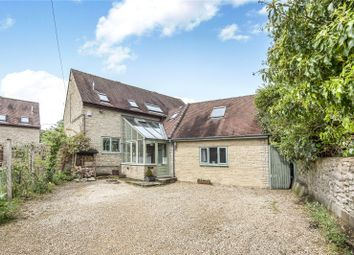 Thumbnail 5 bed detached house for sale in Manor Road, South Hinksey, Oxford
