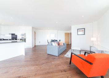 Thumbnail 3 bedroom flat to rent in Gateway Tower, 28 Western Gateway, Royal Victoria, London