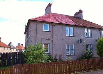 Thumbnail 2 bedroom flat for sale in Kirke Park, Methil, Leven