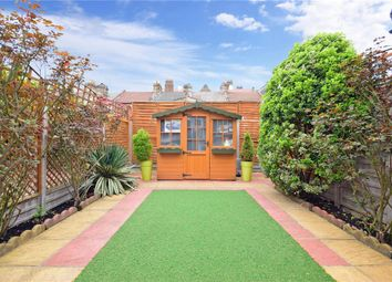 Thumbnail 5 bedroom terraced house for sale in Strone Road, Manor Park, London