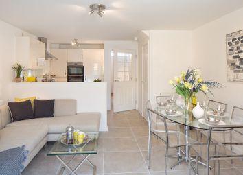 "Thumbnail 3 bed semi-detached house for sale in ""Cannington"" at Carters Lane, Kiln Farm, Milton Keynes"