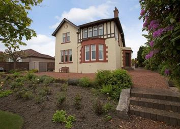 Thumbnail 3 bed detached house for sale in Drumbathie Road, Airdrie, North Lanarkshire