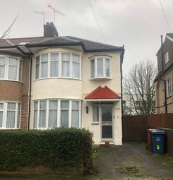 Thumbnail 3 bed semi-detached house for sale in 5 Dorchester Avenue, Harrow, Middlesex