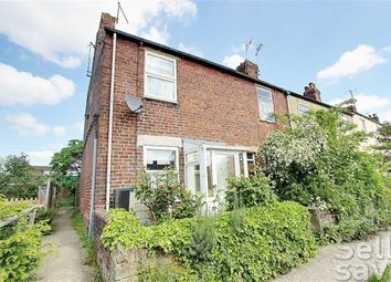 Thumbnail 2 bed end terrace house for sale in South Place, Chesterfield, Derbyshire
