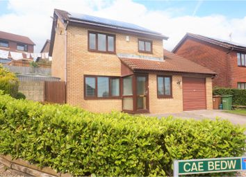Thumbnail 4 bed detached house for sale in Cae Bedw, Caerphilly