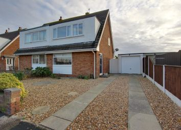 Thumbnail 3 bed semi-detached house for sale in Larkholme Parade, Fleetwood