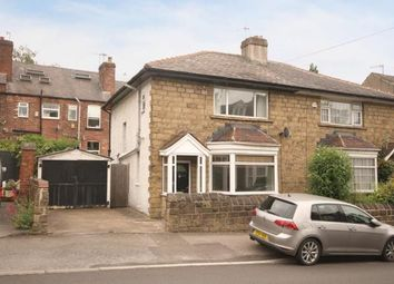 Thumbnail 3 bedroom semi-detached house for sale in Osborne Road, Sheffield, South Yorkshire