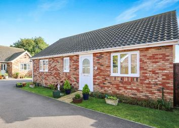 Thumbnail 2 bed bungalow for sale in Attleborough, Norfolk