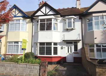 Thumbnail 3 bed terraced house to rent in Tankerville Drive, Leigh-On-Sea