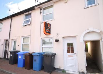 Thumbnail 2 bed terraced house to rent in Gymnasium Street, Ipswich, Suffolk