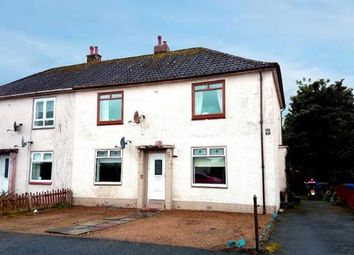Thumbnail 2 bed flat for sale in Glencairn Terrace, Kilmaurs, Kilmarnock, East Ayrshire