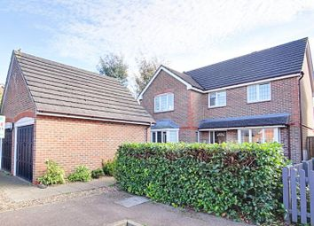 Thumbnail 4 bed detached house to rent in Draymans Close, St Michael's Mead, Bishops Stortford, Herts