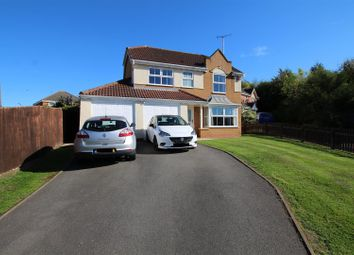 Thumbnail 4 bed detached house for sale in Kinver Road, Burton-On-Trent