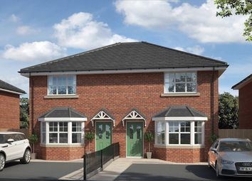 Thumbnail 3 bed semi-detached house for sale in Forrest Green, St. Helens, Merseyside