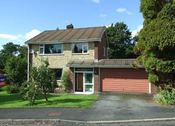 Thumbnail 3 bed detached house for sale in Brookfields, Cefnllys, Llandrindod Wells