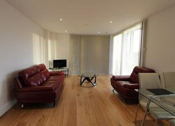 Thumbnail 2 bed flat to rent in Centurion Tower, Canning Town