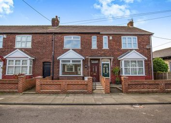 Thumbnail 3 bed terraced house to rent in Haswell Avenue, Hartlepool