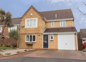 Thumbnail 4 bed detached house for sale in Emden Road, Andover