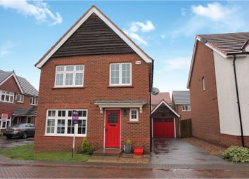 Thumbnail 3 bed detached house for sale in Spall Close, Scartho Top, Grimsby