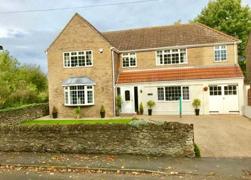 Thumbnail 4 bed detached house for sale in Church Street, Hemswell, Gainsborough