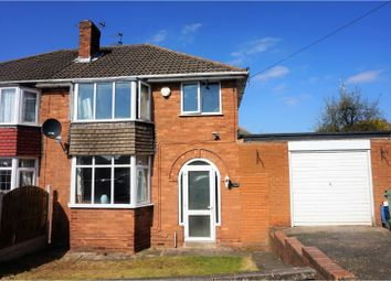 Thumbnail 3 bedroom semi-detached house for sale in Southview Road, Sedgley