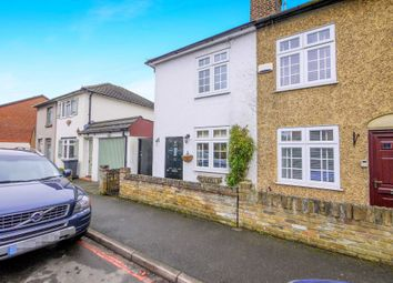 Thumbnail 2 bed cottage for sale in Victory Road, Chertsey