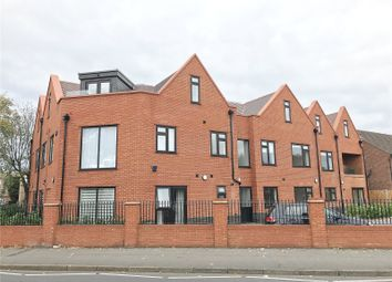 Thumbnail 2 bed flat for sale in Three Oaks Court, Balgores Lane, Gidea Park, Romford