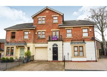 Thumbnail 3 bed town house for sale in Haslam Hall Mews, Bolton