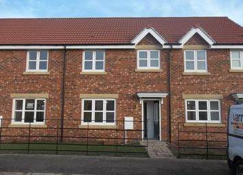 Thumbnail 3 bed town house to rent in Brewster Road, Gainsborough