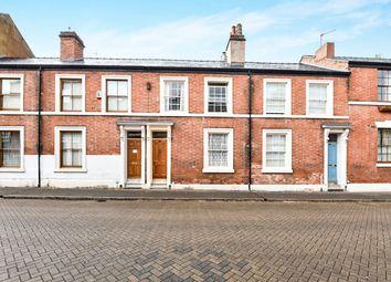 Thumbnail 4 bedroom terraced house for sale in Arboretum Street, Derby