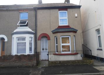 Thumbnail 3 bedroom property to rent in Cross Street, Gillingham