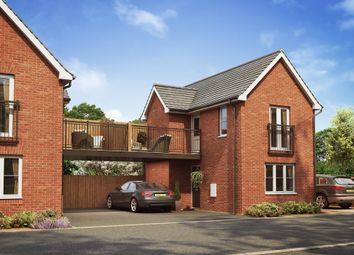 "Thumbnail 2 bedroom detached house for sale in ""Opal"" at Chapel Hill, Basingstoke"