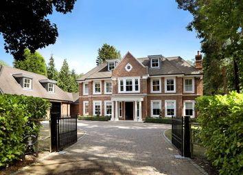 Thumbnail 5 bed detached house for sale in Prince Consort Drive, Ascot, Berkshire