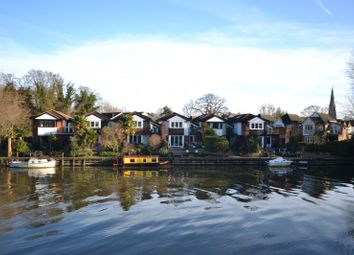 Thumbnail 3 bed detached house for sale in Portmore Quays, Weybridge