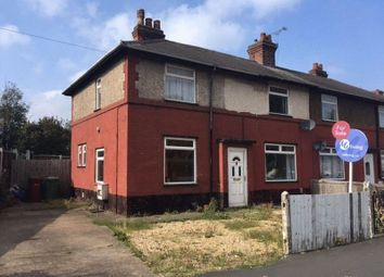 Thumbnail 3 bed semi-detached house for sale in Gervase Street, Scunthorpe